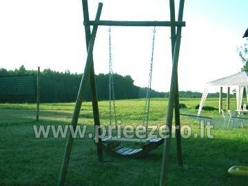 Romantiškos atostogos Šakarvos sodyboje Ignalinos rajone - 13