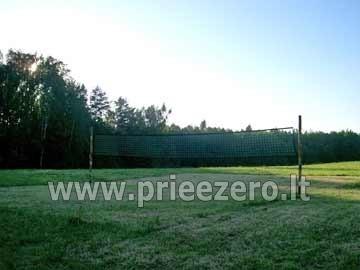 Aktyvios pramogos Šakarvos sodyboje Ignalinos rajone - 1