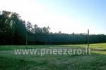 Aktyvios pramogos Šakarvos sodyboje Ignalinos rajone