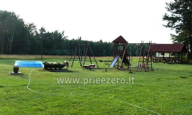 Aktyvios pramogos Šakarvos sodyboje Ignalinos rajone - 3