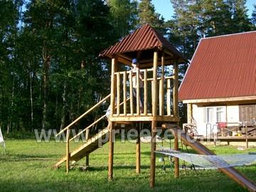 Aktyvios pramogos Šakarvos sodyboje Ignalinos rajone - 4