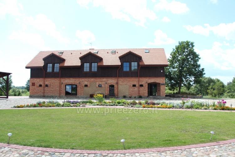 Konferencijų salė sodyboje Vilkaviškio rajone Karaliaus krėslas - 1