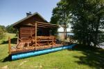Nameliai, pirtis ant Galsto ežero kranto Lazdijų rajone - 2