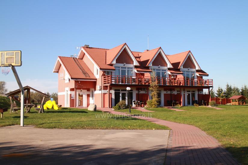 Radailių dvaras - restoranas - konferencijų salė, tik 7 km nuo Klaipėdos - 15
