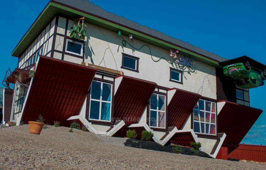 Radailių dvaras - restoranas - konferencijų salė, tik 7 km nuo Klaipėdos - 13