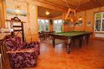 Žvejyba, biliardas, stalo tenisas, futbolo ir krepšinio aikštelės sodyboje  Antalakaja - 3