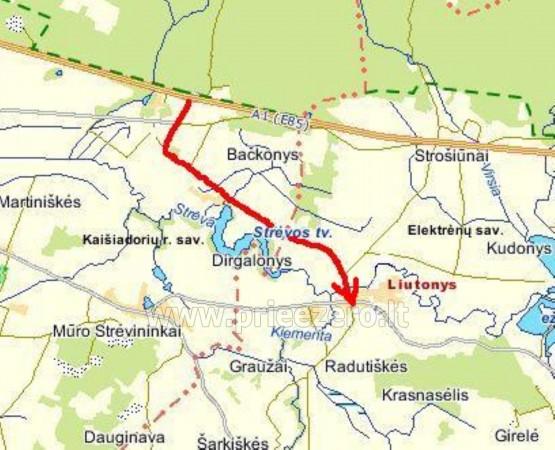 Liutonių baidarių centras Kaišiadorių rajone - 22