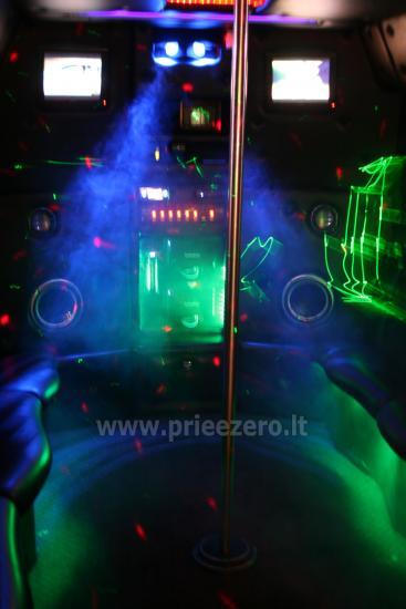 Autobuso VIP bus nuoma šventėms - 7