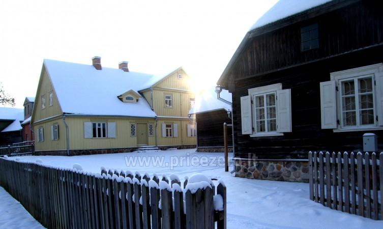 Poilsis Rumšiškėse, Lietuvos liaudies buities muziejuje - 1