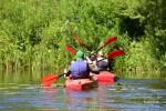 Baidarių nuoma, iškylos Šventosios upe