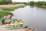 Baidarių nuoma, iškylos Šventosios upe - 11