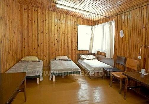 Kavinė, banketų ir konferencijų salės Molėtų rajone poilsio bazėje RŪTA - 7