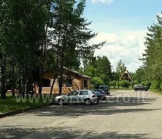 Kavinė, banketų ir konferencijų salės Molėtų rajone poilsio bazėje RŪTA - 10