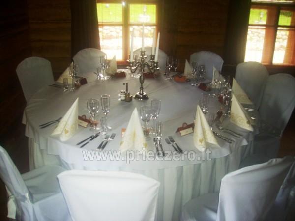 Vestuvės, šventės, renginiai sodyboje Gervių takas - 2