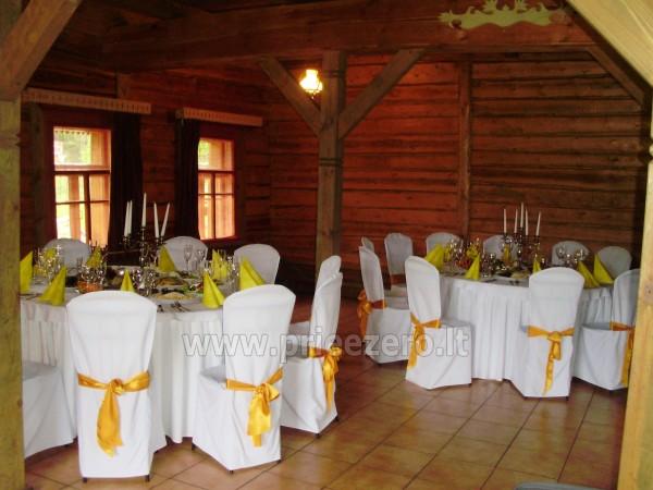 Vestuvės, šventės, renginiai sodyboje Gervių takas - 1