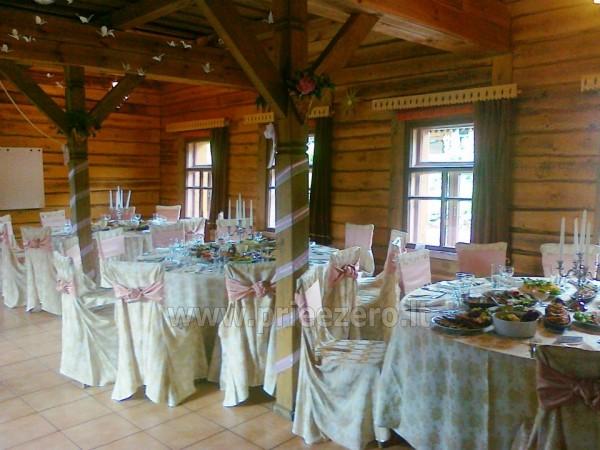 Vestuvės, šventės, renginiai sodyboje Gervių takas - 8