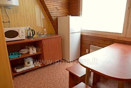 Visus metus veikianti poilsio bazė prie Bebrusų ežero Molėtų rajone RŪTA - 6