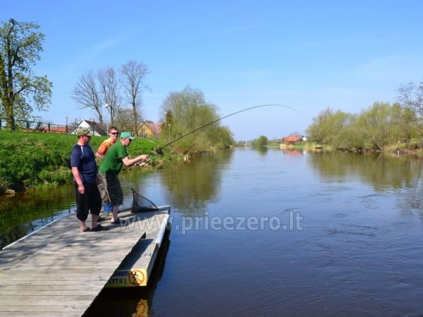 Žvejų rojus sodyboje Skirvytėlė - 3