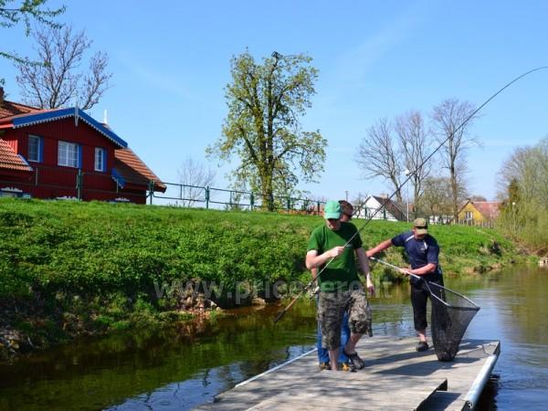 Žvejų rojus sodyboje Skirvytėlė - 4
