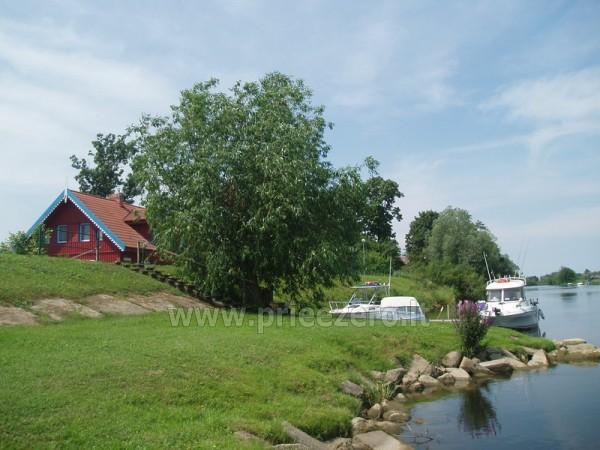 Žvejų rojus sodyboje Skirvytėlė - 5