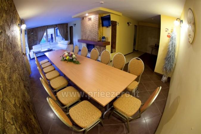 Konferencijų salė Viloje Kelmynė - 1