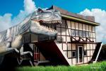"""Apverstas namas Radailiai – """"Radailių dvaras"""""""