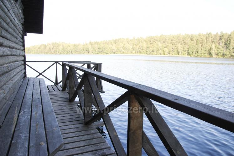 Pirtis sodyboje  prie Avirio ežero, priačiame sektoriuje - 5