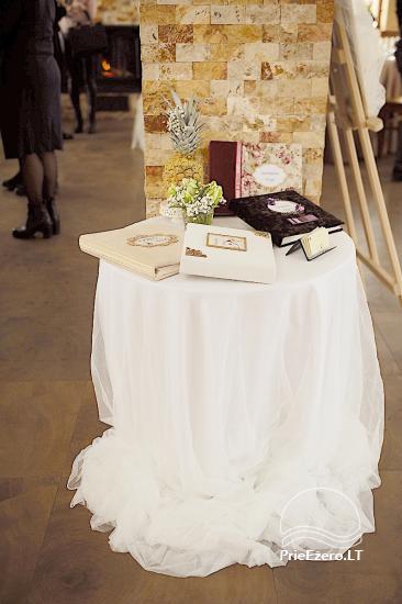 Sodyba vestuvėms Vila Viesai - pirtys, banketų salė prie Viesų ežero - 32