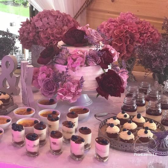 Sodyba vestuvėms Vila Viesai - pirtys, banketų salė prie Viesų ežero - 35