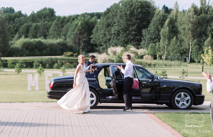 Sodyba vestuvėms Vila Viesai - pirtys, banketų salė prie Viesų ežero - 6