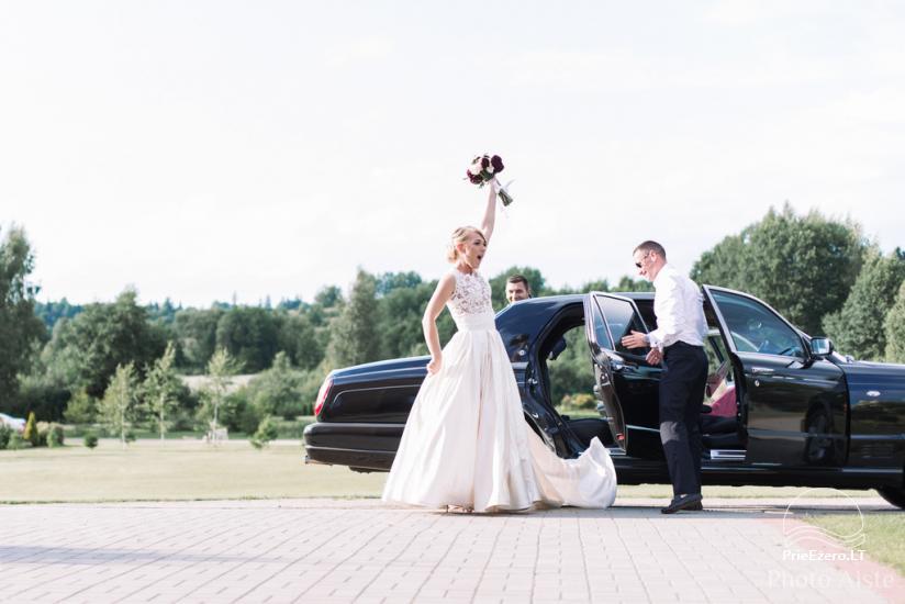 Sodyba vestuvėms Vila Viesai - pirtys, banketų salė prie Viesų ežero - 7