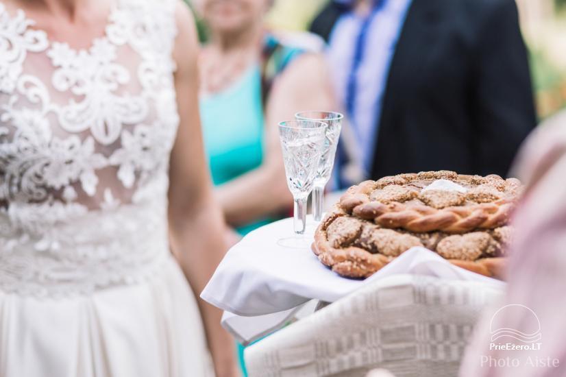 Sodyba vestuvėms Vila Viesai - pirtys, banketų salė prie Viesų ežero - 8