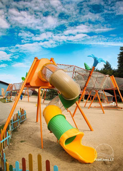Dino parkas Radailių dvare 7 km nuo Klaipėdos - 5