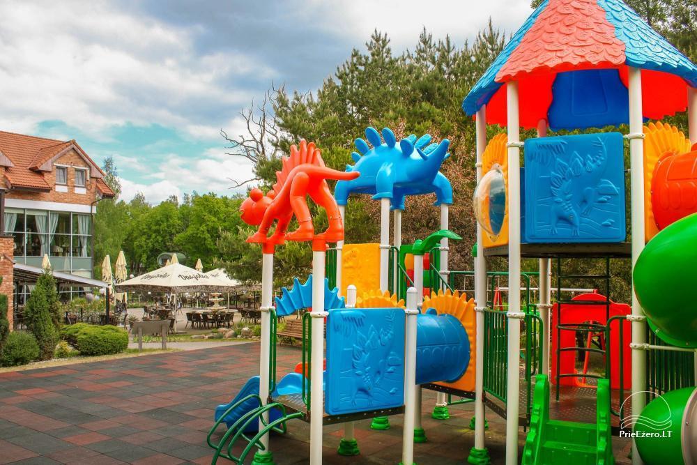 Dino parkas Radailių dvare 7 km nuo Klaipėdos - 26