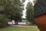 Panoraminė pirtelė ant ežero kranto. Su apgyvendinimu. - 7