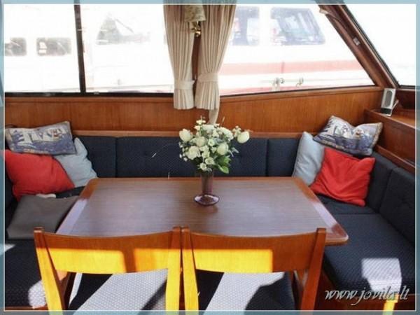 Laivo nuoma – šventė laive Kuršių mariose, Klaipėdoje, Nidoje, Mingėje - 4