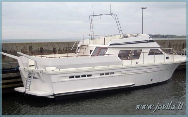 Laivo nuoma – šventė laive Kuršių mariose, Klaipėdoje, Nidoje, Mingėje - 5