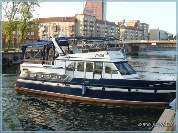 Laivo nuoma – šventė laive Kuršių mariose, Klaipėdoje, Nidoje, Mingėje - 6