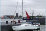 Plaukimas jachta Kuršių mariose, Nemuno deltoje, jūroje - kelionė jachta iš Nidos, Klaipėdos, Mingės - 6