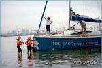 Plaukimas jachta Kuršių mariose, Nemuno deltoje, jūroje - kelionė jachta iš Nidos, Klaipėdos, Mingės - 5