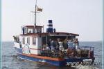 Laivo, jachtos, katerio nuoma - Iškyla laivu, šventė laive mariose, Nemune, jūroje - 2