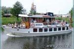 Laivo, jachtos, katerio nuoma - Iškyla laivu, šventė laive mariose, Nemune, jūroje - 10