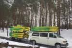 Baidarių nuoma Dzūkijoje, žygiai Baltosios Ančios ir Maros upėmis - 8