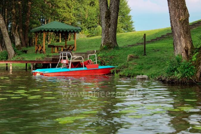 Pirtis sodyboje Trakų rajone prie Vilkokšnio ežero - 6
