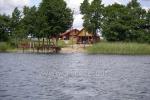 """Sodyba """"Poilsis Tau"""" Molėtų rajone, prie Galuono ežero"""
