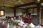 Salė vestuvėms, krikštynoms, seminarams sodyboje Vytautų dvaras Lazdijų rajone - 6