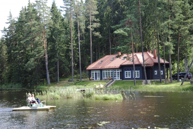 Ilsėkitės gamtoje ir vasarą, ir žiemą! Apartamentai ir nameliai Saulės slėnis - 2
