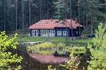 Ilsėkitės gamtoje ir vasarą, ir žiemą! Apartamentai ir nameliai Saulės slėnis