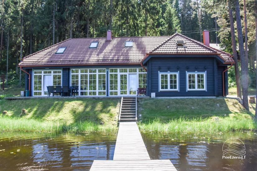 Ilsėkitės gamtoje ir vasarą, ir žiemą! Apartamentai ir nameliai Saulės slėnis - 3