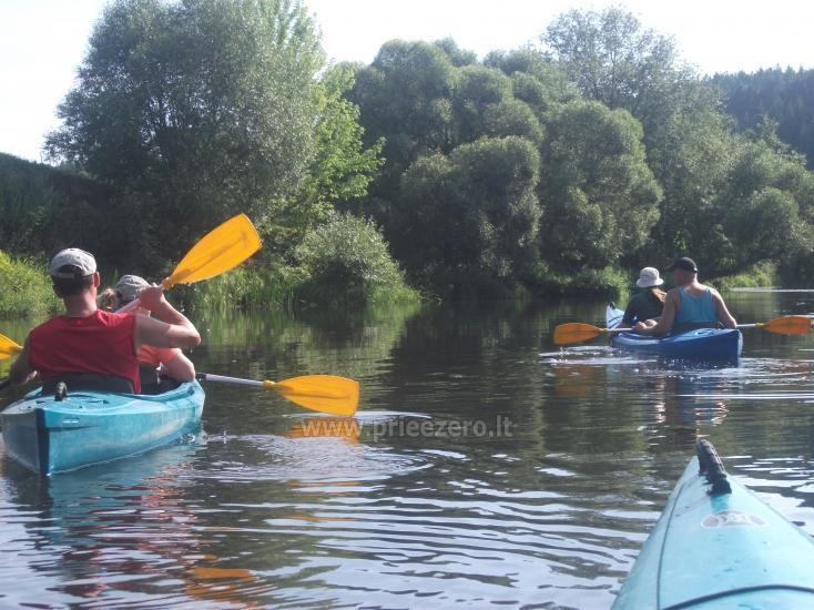 Baidarių nuoma Dubysos upe - 2